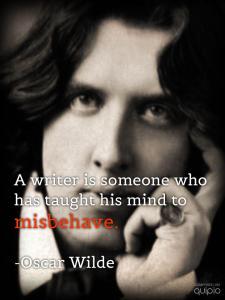 Wilde Quote